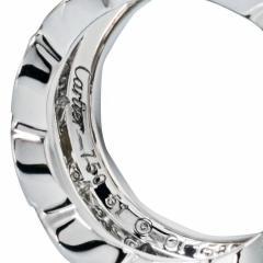 Cartier CARTIER LA DONA 18K WHITE GOLD PAVE DIAMOND RING - 1694399