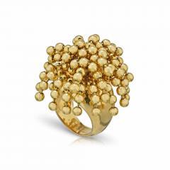 Cartier CARTIER PARIS NOUVELLE VAGUE 18K YELLOW GOLD BEAD RING - 1705807