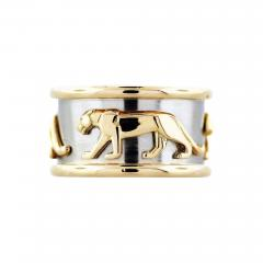 Cartier CARTIER WALKING PANTHERE 18K GOLD RING - 2086716