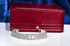 Cartier Cartier 1960s Two Tone Bracelet watch - 1005193