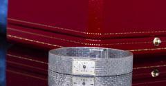 Cartier Cartier 1960s Two Tone Bracelet watch - 1005194