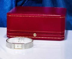 Cartier Cartier 1960s Two Tone Bracelet watch - 1005197