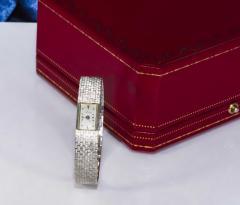 Cartier Cartier 1960s Two Tone Bracelet watch - 1005198