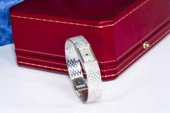 Cartier Cartier 1960s Two Tone Bracelet watch - 1005200