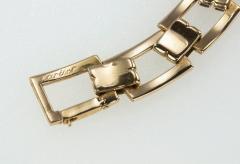 Cartier Cartier Art Deco Jade and Enamel Gold Bracelet - 198910