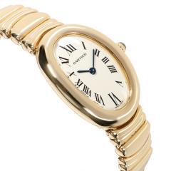Cartier Cartier Baignoire 1954 Womens Watch in 18kt Yellow Gold - 1839371