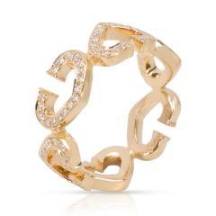 Cartier Cartier C Hearts of Cartier Diamond Ring in 18K Yellow Gold 0 50 CTW  - 1284375