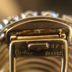 Cartier Cartier Diamond and 18kt Gold Brooch - 1068341