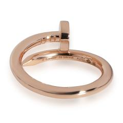 Cartier Cartier Juste un Clou Ring in 18K Rose Gold - 1842150