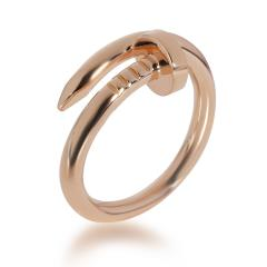 Cartier Cartier Juste un Clou Ring in 18K Rose Gold - 1842151