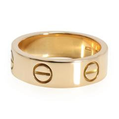 Cartier Cartier LOVE Ring in 18K Yellow Gold - 2058528