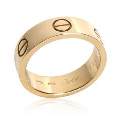 Cartier Cartier LOVE Ring in 18K Yellow Gold - 2058529