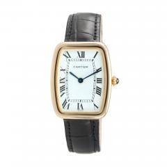 Cartier Cartier Large Square Incurvee 18k Gold Wristwatch Circa 1980s - 203518