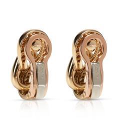 Cartier Cartier Love Knot Diamond Earrings in 18K Yellow Gold 0 42 CTW - 1842097
