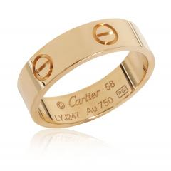 Cartier Cartier Love Ring in 18K Yellow Gold - 2058532