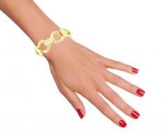 Cartier Cartier Open Link Gold Bracelet - 1094585