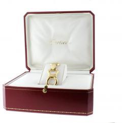 Cartier Cartier Open Link Gold Bracelet - 1094588