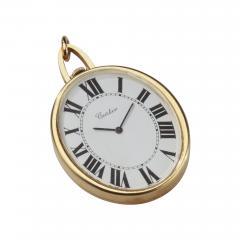 Cartier Cartier Pendant Pocket Watch 18kt large Oval - 1524914