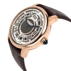 Cartier Cartier Rotonde Annual Calendar W1580001 Mens Watch in 18kt Rose Gold - 1839226