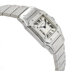 Cartier Cartier Santos Galbee W20056D6 Womens Watch in Stainless Steel - 1839434