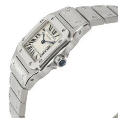 Cartier Cartier Santos Galbee W20056D6 Womens Watch in Stainless Steel - 1839435