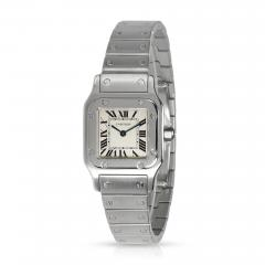 Cartier Cartier Santos Galbee W20056D6 Womens Watch in Stainless Steel - 1839983