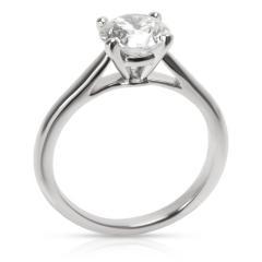 Cartier Cartier Solitaire 1895 Diamond Engagement Ring in Platinum G VVS2 1 31 CTW - 1282941