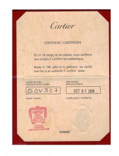 Cartier Cartier Trinity Hoop Earrings - 1095116