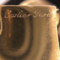 Cartier Gold Link Bracelet by Cartier - 1028310