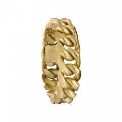 Cartier Gold Link Bracelet by Cartier - 1029102