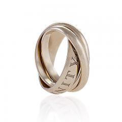 Cartier Or Amour Et Trinity Ring - 1092837