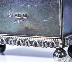 Cartier Rare 1900 1910 Cartier Enamel Forget Me Knot Motif Dome Clock - 1107733