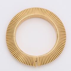Cartier Retro Cartier Gold Gaspipe Bracelet - 716629