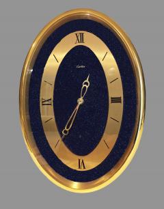 Cartier Vintage Cartier Oval Table Clock - 1773189