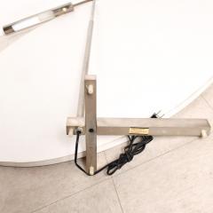 Casella Lighting Mid Century Modern Task Reading Pharmacy Lamp by Casella Nickel Plated - 1169808