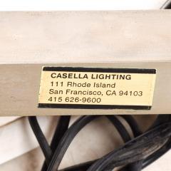 Casella Lighting Mid Century Modern Task Reading Pharmacy Lamp by Casella Nickel Plated - 1169809