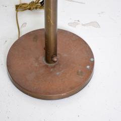 Casella Lighting Modern Industrial Brass Pharmacy Floor Lamp Style Casella 1970s - 1985944