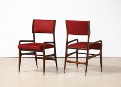 Cassina 12 x Model 676 Dining Chairs by Gio Ponti for Cassina - 2057871