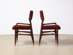 Cassina 12 x Model 676 Dining Chairs by Gio Ponti for Cassina - 2057872