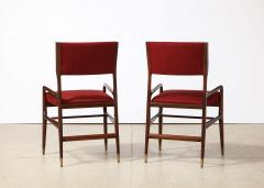 Cassina 12 x Model 676 Dining Chairs by Gio Ponti for Cassina - 2057874