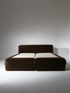 Cassina 932 Double Bed by Mario Bellini for Cassina - 1255815