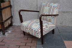 Cassina A pair of armchairs by Cassina G Bosoni Milano 2008 p 134 Italy 40 - 763828