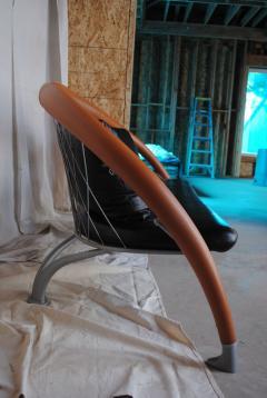 Cassina Andrea Branxi MCM Italian sofa Axale  - 923239