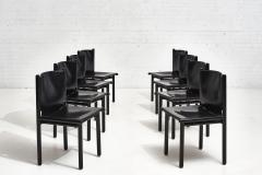 Cassina Caprile Dining Chairs by Gianfranco Frattini for Cassina circa 1980 - 1909491