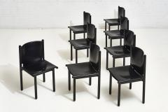 Cassina Caprile Dining Chairs by Gianfranco Frattini for Cassina circa 1980 - 1909495