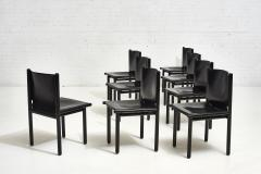 Cassina Caprile Dining Chairs by Gianfranco Frattini for Cassina circa 1980 - 1909496
