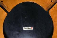 Cassina Cassina Cognac CAB Chairs 1970s - 1691698