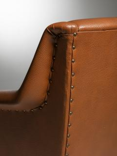 Cassina Pair of 802 Armchairs by Carlo De Carli for Cassina - 1488649