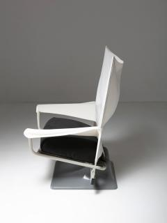 Cassina Pair of Aeo Lounge Chairs by Archizoom for Cassina - 1186740