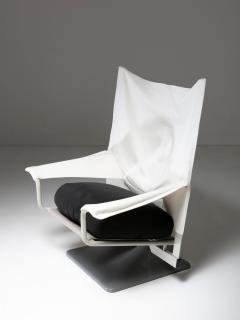 Cassina Pair of Aeo Lounge Chairs by Archizoom for Cassina - 1186743